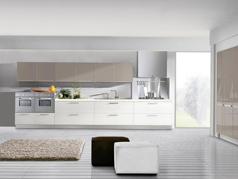 Aemiliae produits - Cucine moderne bianche e grigie ...